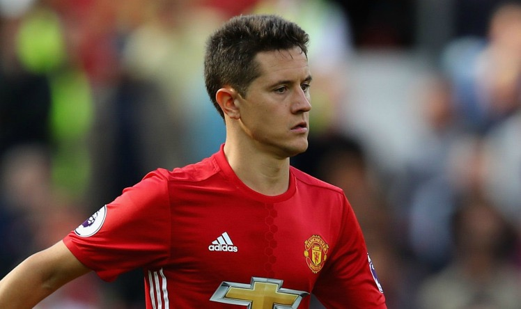 Ander Herrera for Manchester United
