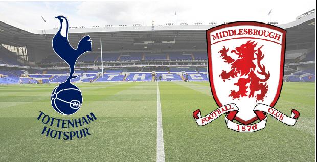 Tottenham v Middlesbrough