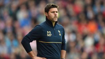 Tottenham Hotspur boss Mauricio Pochettino