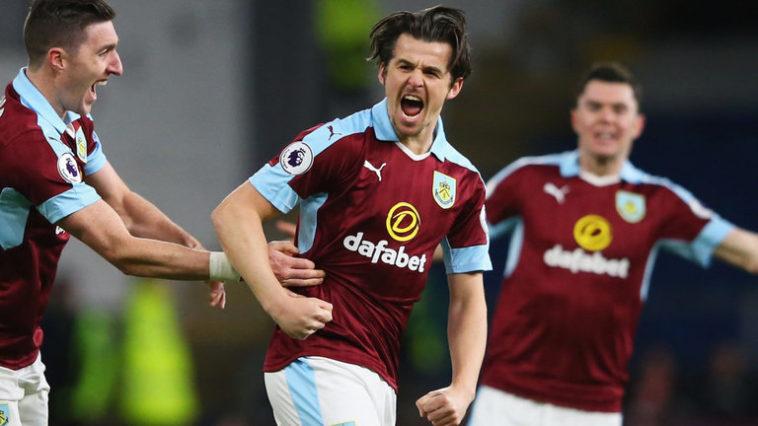 Joey Barton for Burnley