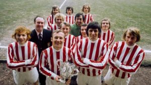 Stoke City win the League Cup