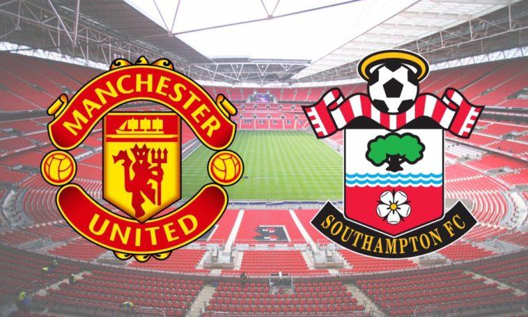 Manchester United v Southampton EFL Cup Final