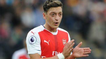 Mesut Özil for Arsenal