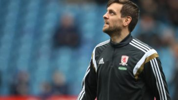 Jonathan Woodgate is back at Middlesbrough as a first team coach