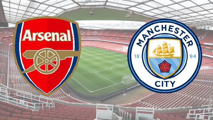 Arsenal v Manchester City in the Premier League, Match Preview, Team News, Predicted Lineups, Score Prediction and betting tips.