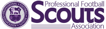 Professional Scouts Association Badge
