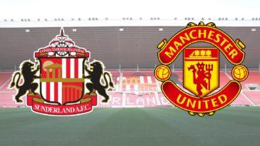 Sunderland v Man Utd. Team News, Match Betting, Scoreline Prediction and Predicted Lineups