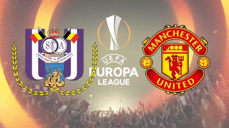 Anderlecht v Man Utd Europa League Match Preview