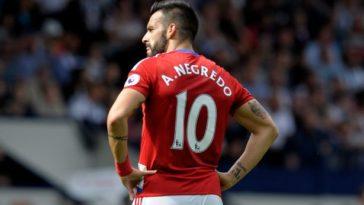 Middlesbrough striker Alvaro Negredo