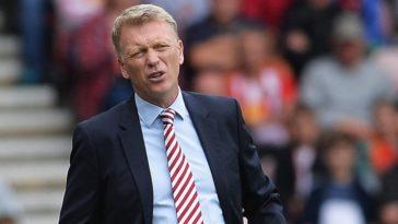 David Moyes is struggling as Sunderland manager