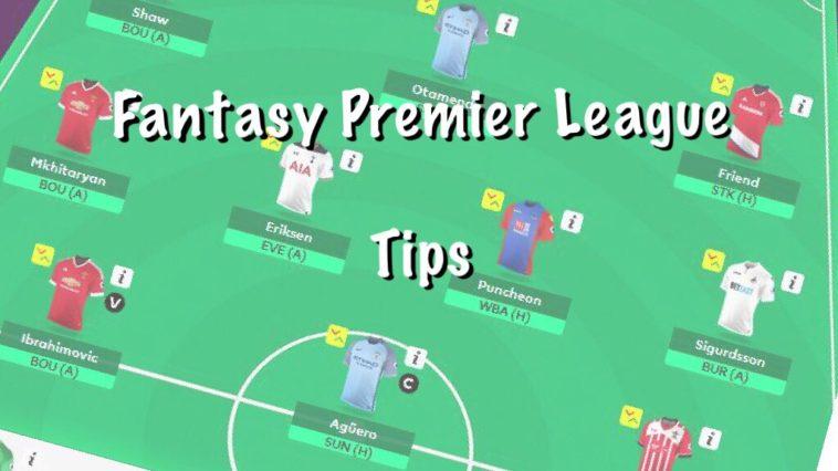 Fantasy Premier League Tips. FPL