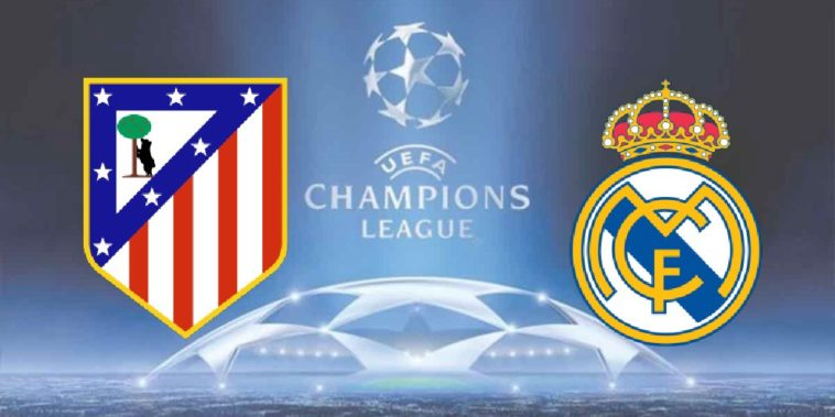 Atletico Madrid v Real Madrid Champions League Preview