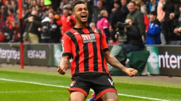 Bournemouth forward Joshua King