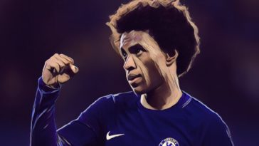 willian number ten chelsea
