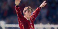 david beckham goal