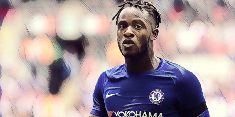 More mature Michy Batshuayi admits his love of Chelsea FC - The Football Faithful