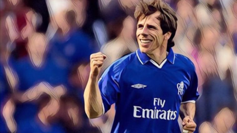 gianfranco zola chelsea premier league