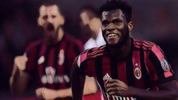 ac milan midfielder franck kessie