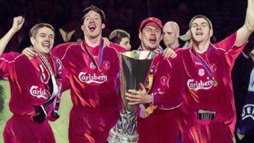 liverpool uefa cup 2001