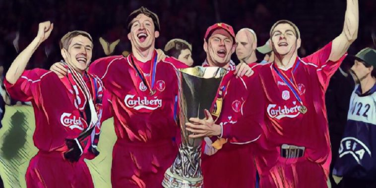 liverpool uefa cup 2001