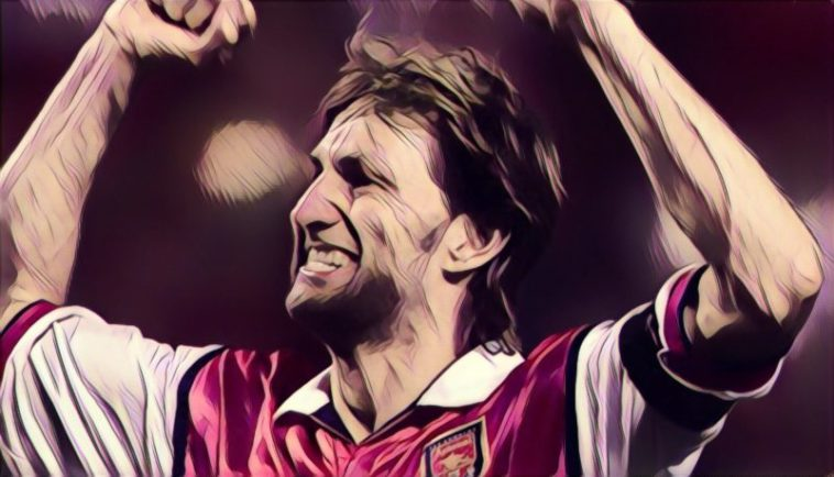 tony adams arsenal