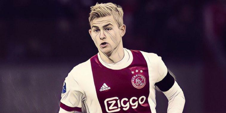 Ajax defender Matthijs de Ligt