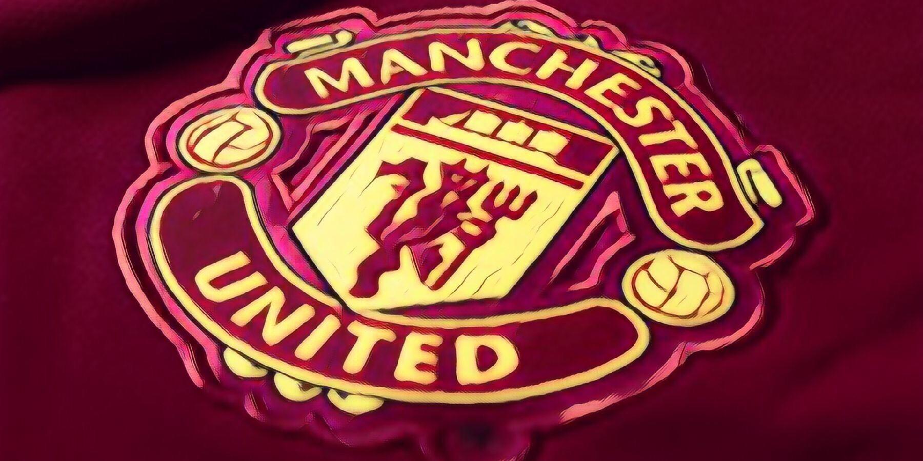 Man Utd Badge The Football Faithful