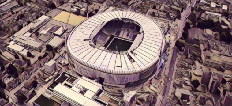 biggest stadiums premier league