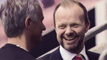 Ed Woodward Jose Mourinho