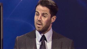 Sky Sports pundit Jamie Redknapp