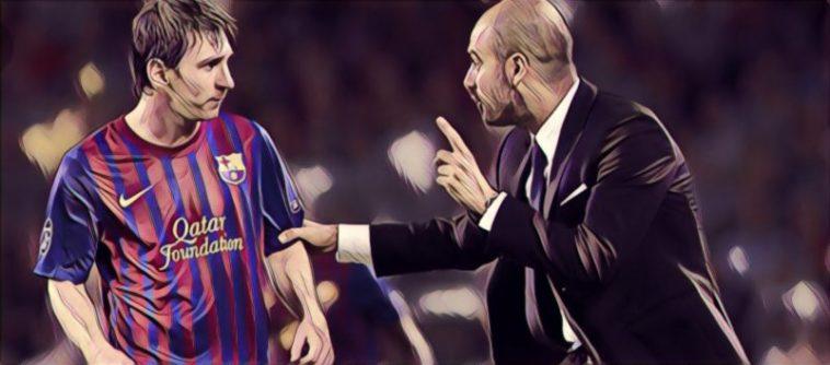 Guardiola Messi