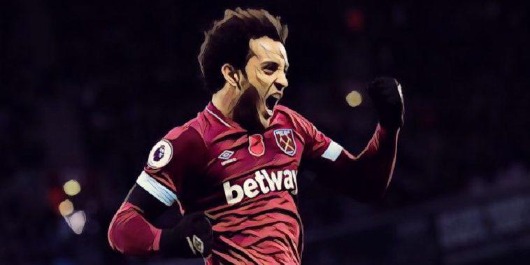 Felipe Anderson West Ham