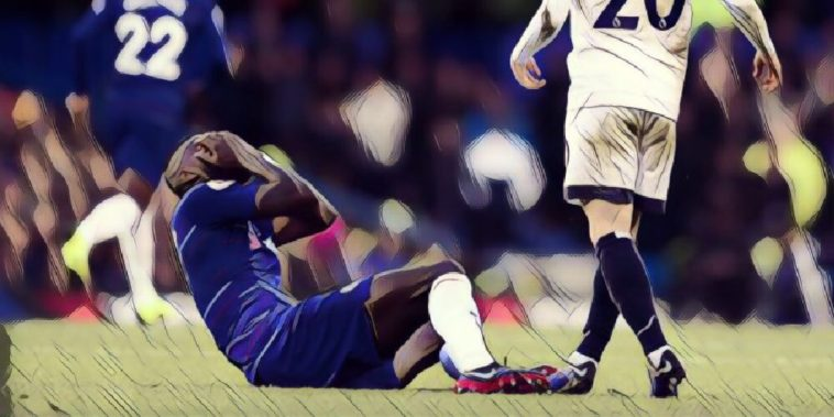 chelsea rudiger injury