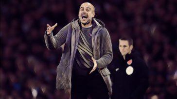 Guardiola Manchester Derby