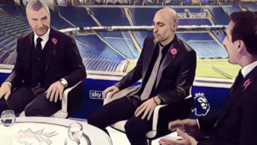 Neville and Souness rant