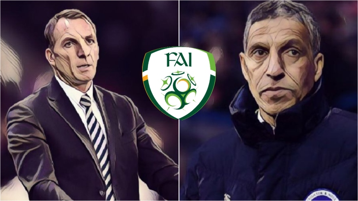 next ireland manager