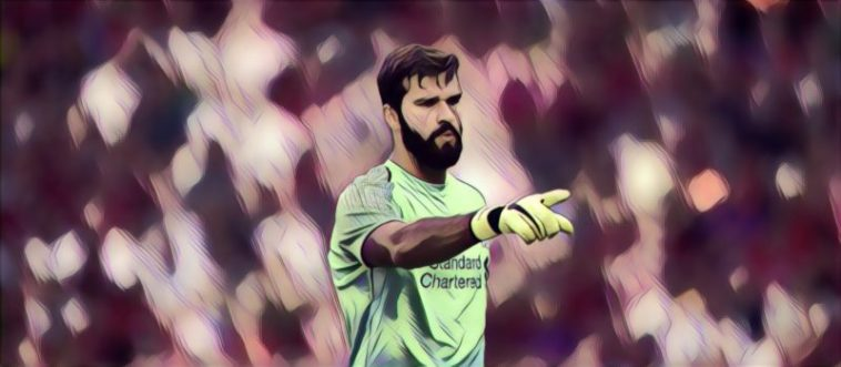 Liverpool feel responsibility, not pressure, insists Alisson
