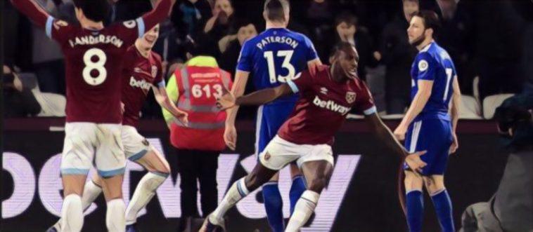Antonio West Ham v Cardiff