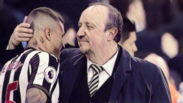 Benitez Kenedy Newcastle