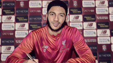 Gomez Liverpool contract