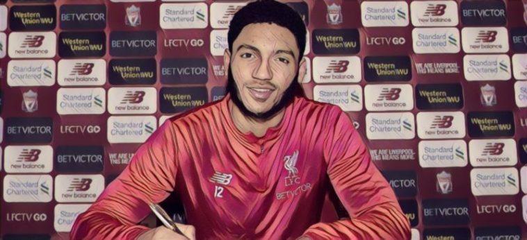 Gomez Liverpool contract