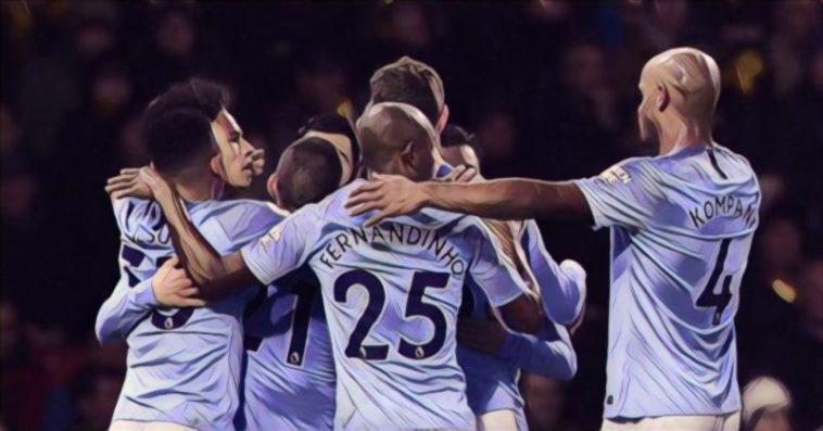 Watford v Man City 2-0