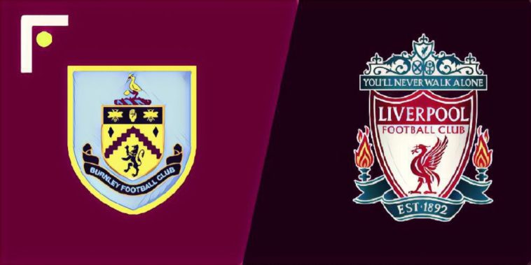 Burnley v Liverpool