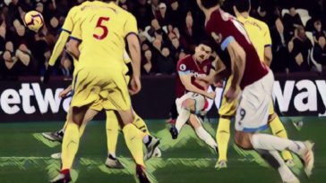 West Ham 3-2 Crystal Palace