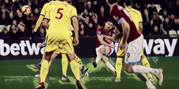 West Ham 3-2 Crystal Palace