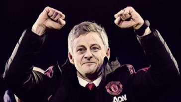 solskjaer man united manager