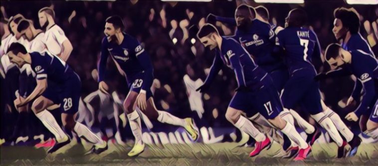 Chelsea v Spurs Carabao Cup semi-final