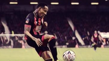 Bournemouth defender Nathaniel Clyne