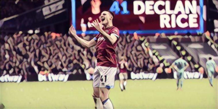 Declan Rice West Ham