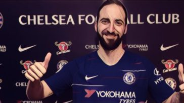 Higuain Chelsea done deal